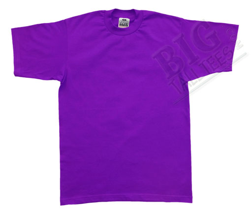 Purple Big and Tall T-Shirts - Big and Tall: T-shirts & Long Sleeve