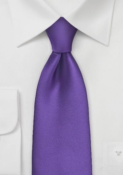 Tie in Regency Purple | Bows-N-Ties.com