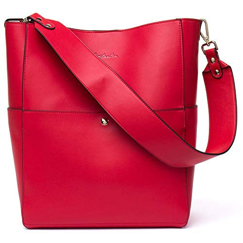 Big Large Red Tote Handbags: Amazon.com