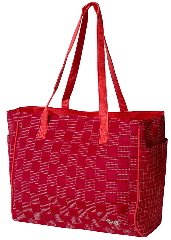 Lady In Red Women's Tote Bag | Glove It