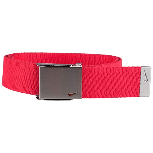 Nike Men's Swoosh Web Belt at Amazon Men's Clothing store: Apparel Belts