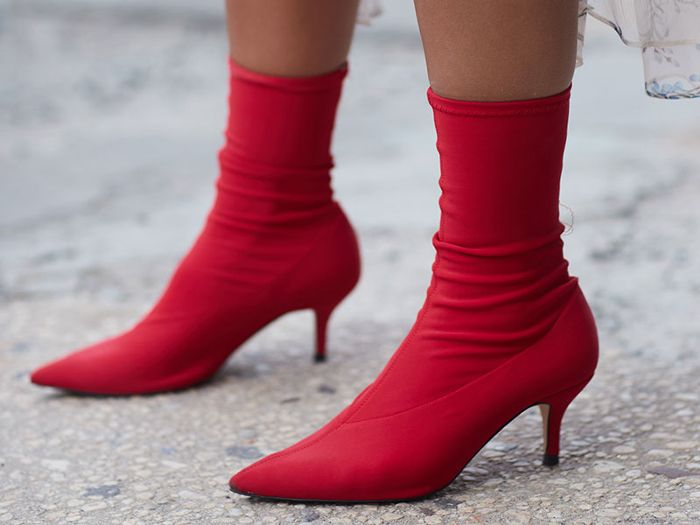 Where to Buy the Best Red Boots | Who What Wear