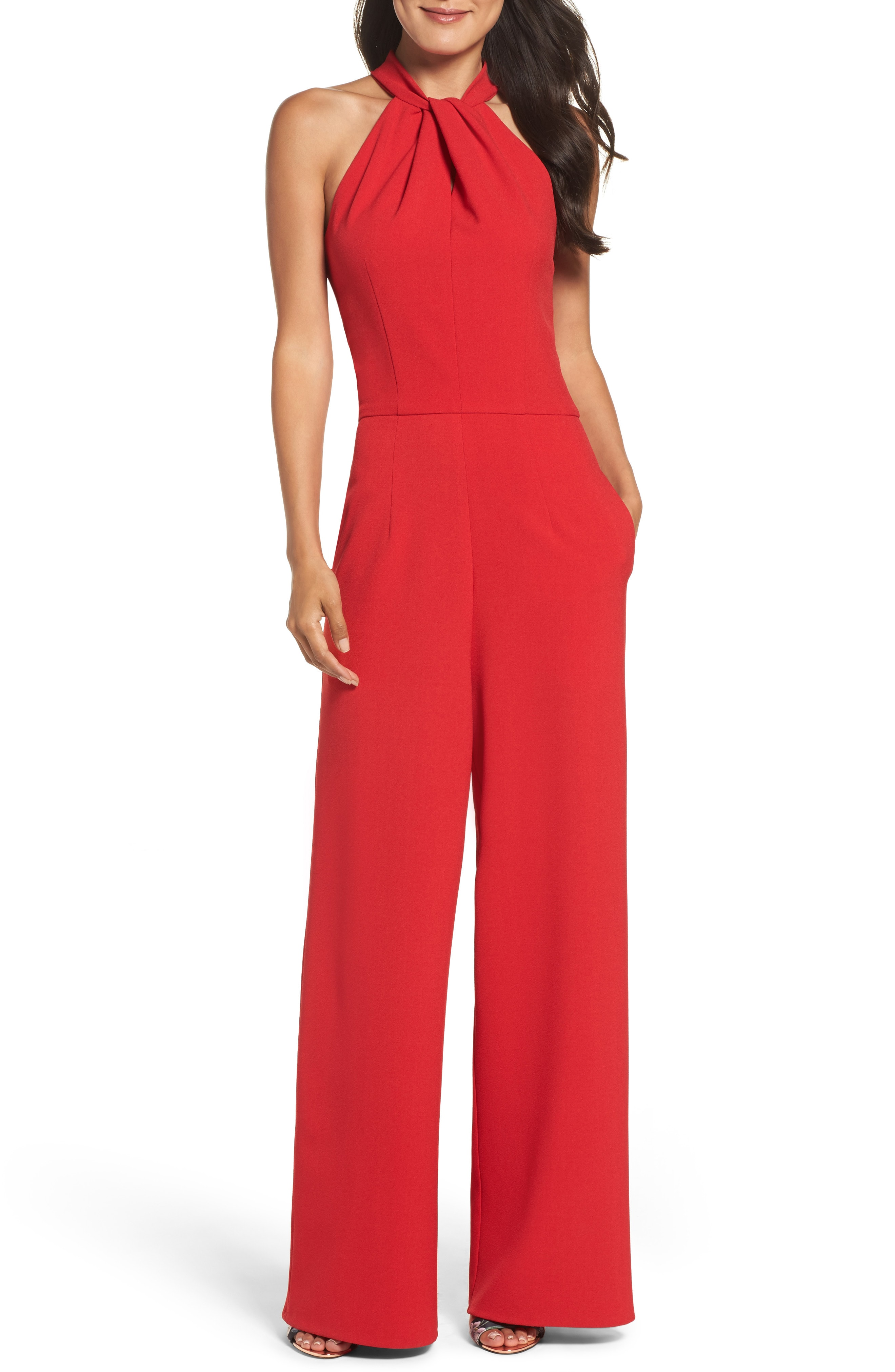 Women's Red Jumpsuits & Rompers | Nordstrom