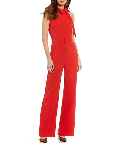 Red Women's Jumpsuits & Rompers | Dillards