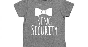 Amazon.com: Oliver and Olivia Apparel Ring Security Shirt Ring