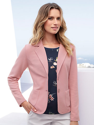 Betty Barclay - Jersey blazer - pale pink