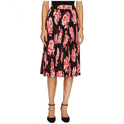 Kate Spade New York Women's Skirts Rambling Roses Rosa Pleated Skirt