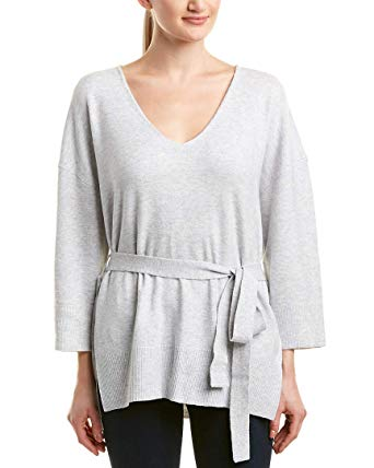 Amazon.com: French Connection Womens Rosa V-Neck Dolman Sleeves