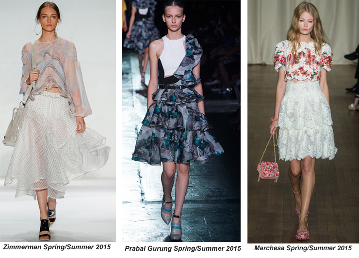 Wear Summer's Ruffle Trend With These Ideas | FASHION