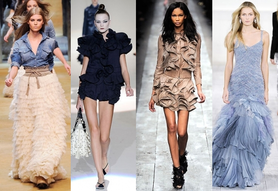 Know Your Trend: Ruffles