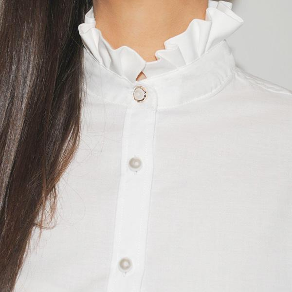 Women's S. Entwistle Fashion Shirt, Ruffle Style Shirts & Women's