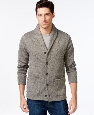 Levi's Rand Shawl-Collar Cardigan & Reviews - Sweaters - Men