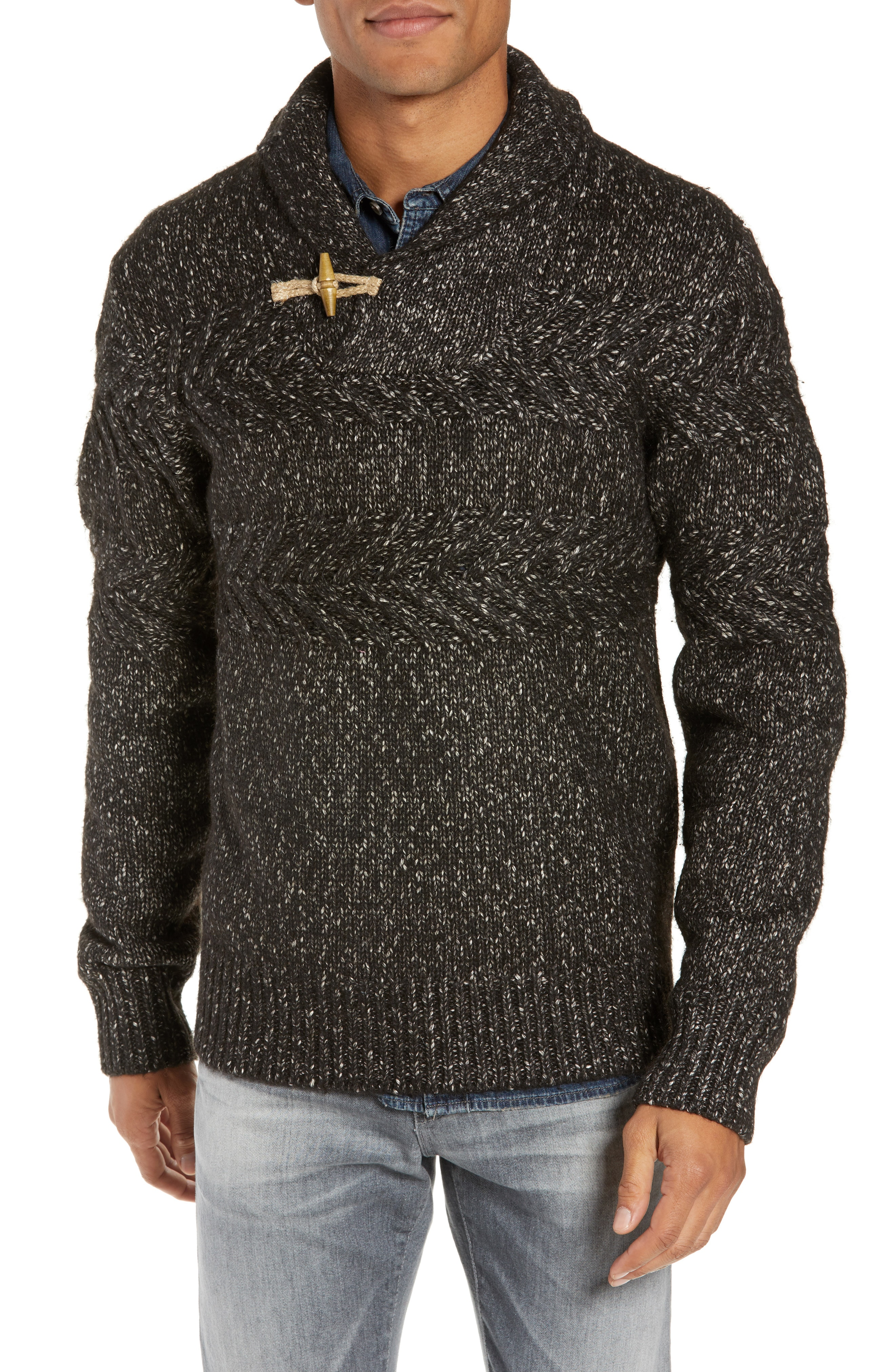 Men's Shawl Collar Sweaters | Nordstrom