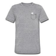 Shop Breast Pocket T-Shirts online | Spreadshirt