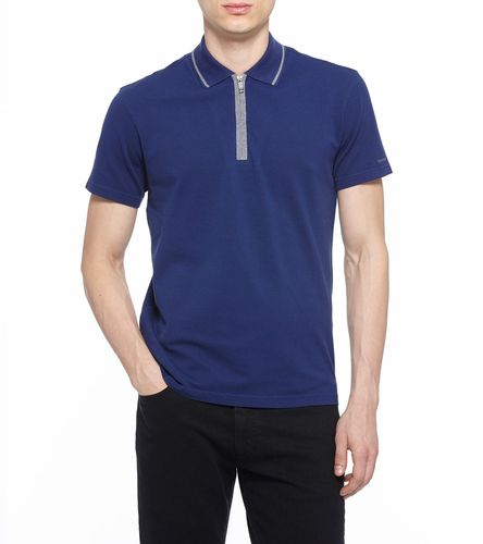 Mens Polyester Blue Collar Casual T Shirts, Rs 175 /piece | ID