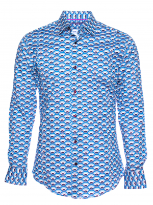 Men's Shirts, plain & printed dress shirts
