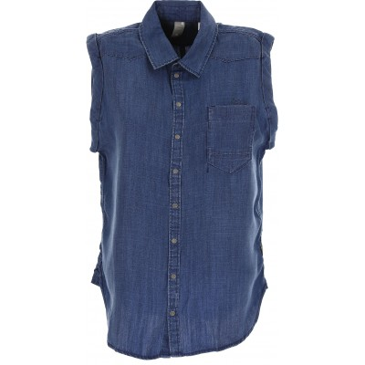 G-Star Clothing for Women Beautiful elegant Denim DESCRIPTION Shirts