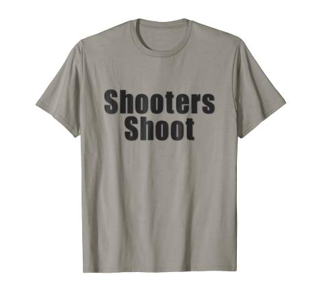 Amazon.com: Shooters Shoot Direct Message Inbox PM Text T Shirt