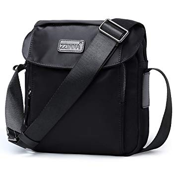 Amazon.com | ZZINNA Man Bag Messenger Bag Crossbody Bags Waterproof