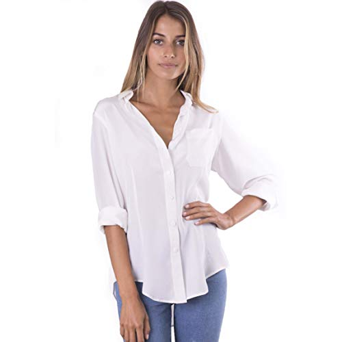 Women's Silk Blouses: Amazon.com