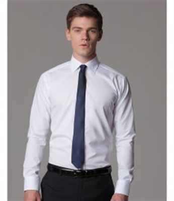 Corporate Wear - K192 Long Sleeve Slim Fit Business Shirt