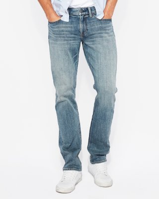 Men's Jeans - Slim Fit Straight Jean Styles - Express