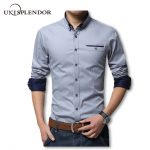 Slim-Fit Shirts