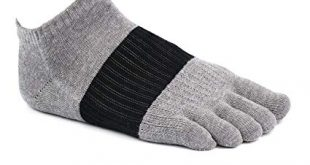 Amazon.com: Toe Socks, PACKGOUT Five Finger Socks Athletic Running