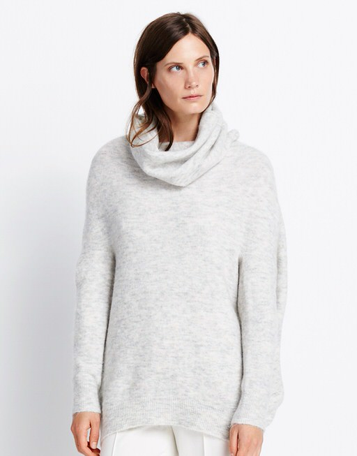Turtleneck jumper Tecino grey by someday | shop your favourites online