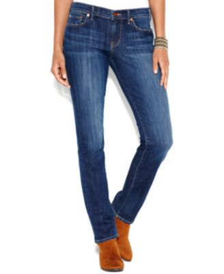 Lucky Brand Sweet 'N Straight-Leg Jeans & Reviews - Jeans - Women