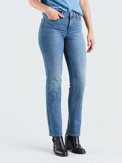 Women's Straight Jeans - Shop Straight Fit Jeans| Levi's® US