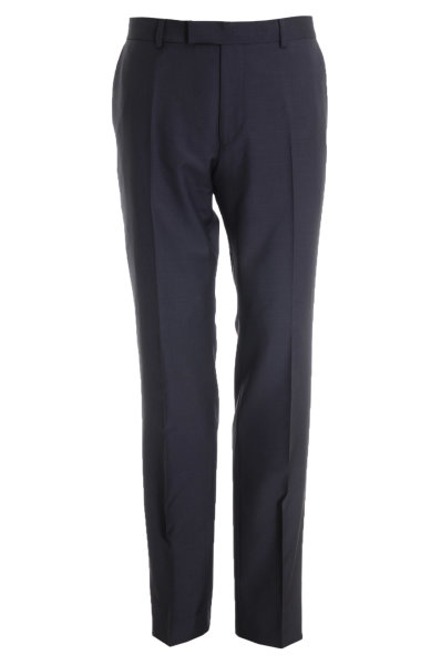 L-James Pants Strellson Premium | Navy blue | Gomez.pl/en