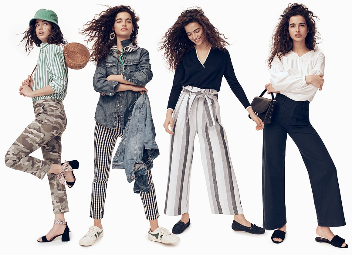 Women's Pants: Chinos, Linen, Work Pants & More | J.Crew
