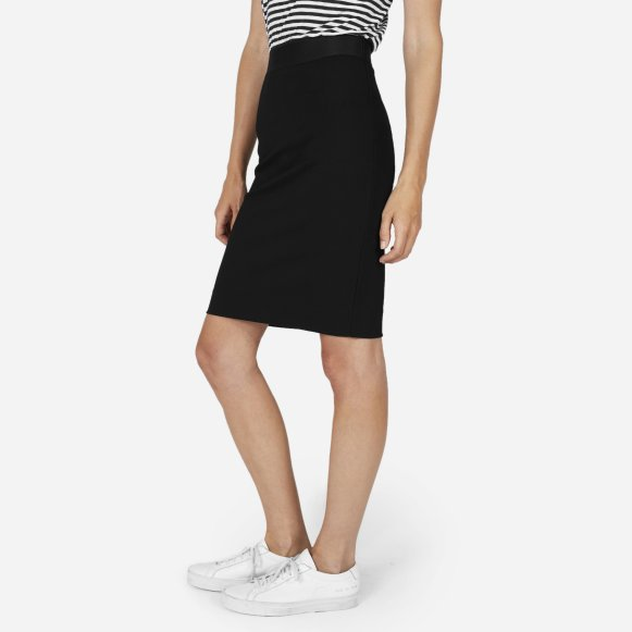 Women's Stretch Ponte Tube Skirt | Everlane