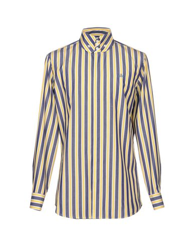 Vivienne Westwood Striped Shirt - Men Vivienne Westwood Striped