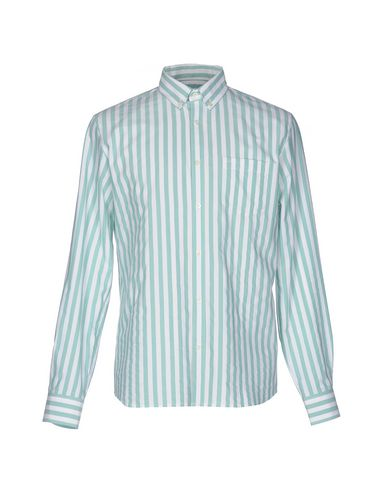 Hentsch Man Striped Shirt - Men Hentsch Man Striped Shirts online on