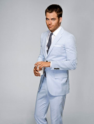 Lighten Up: A Summer Suit Primer - GQ