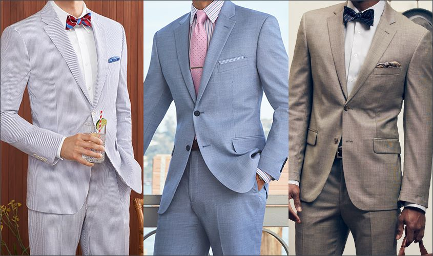 Mens Suits For Summer | JoS. A. Bank