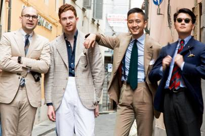 How to survive summer in a suit   British GQ