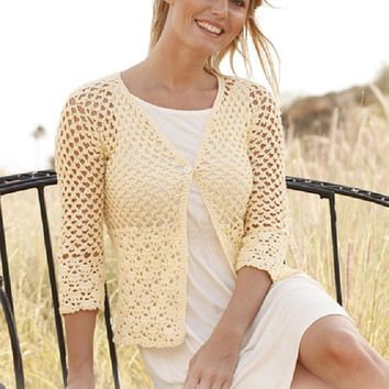Best Crochet Summer Sweaters Products on Wanelo