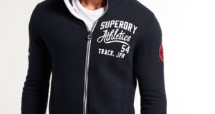 superdry jackets online shop, Mens superdry trackster track top