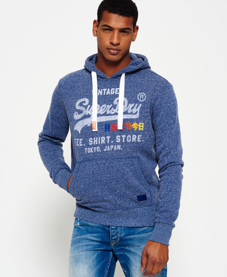 Superdry Attractive Jacket Fuji Triple Zip Through Superdry Mens In