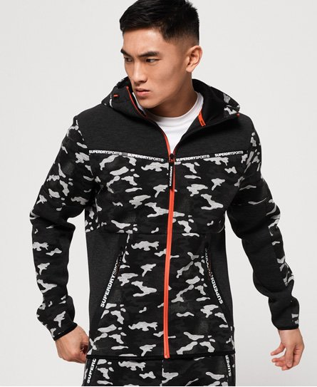 Mens Tracksuits | Black & Grey Tracksuits | Superdry