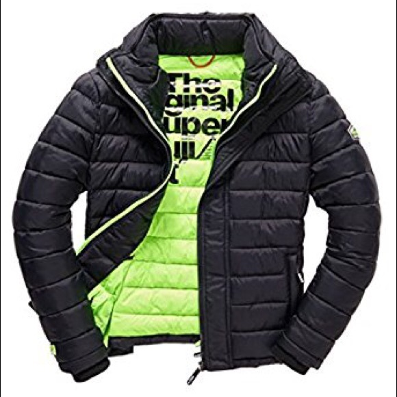 Superdry Jackets & Coats | Mens Winter Jacket | Poshmark