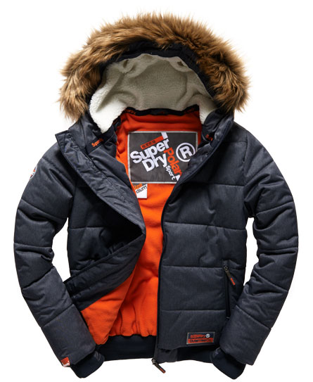 superdry cheap sale, Mens superdry winter polar sports puffer jacket