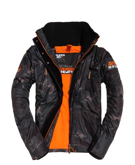Superdry jackets for a casual look in every season