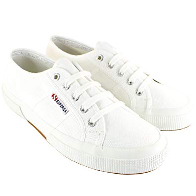Amazon.com | Superga Womens 2750 Cotu Canvas Trainers | Fashion Sneakers