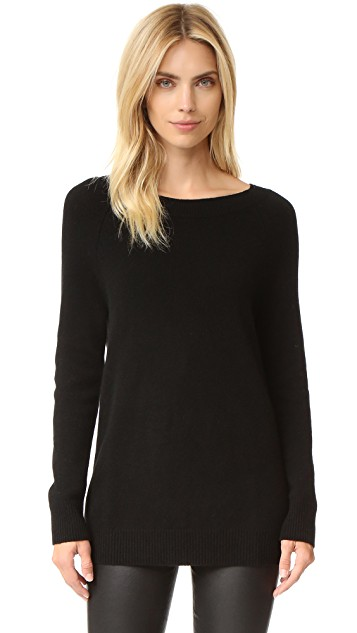 Equipment Cody Boat Neck Sweater | SHOPBOP