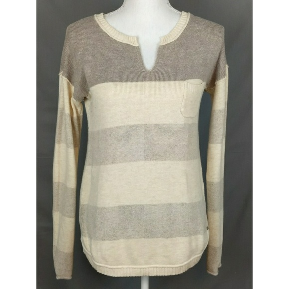 Eddie Bauer Sweaters   Pull Over Sweater With Breast Pocket   Poshmark