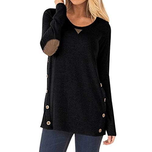 Elbow Patch Sweater for Women: Amazon.com